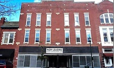 Building, 215 Nash St E, 1