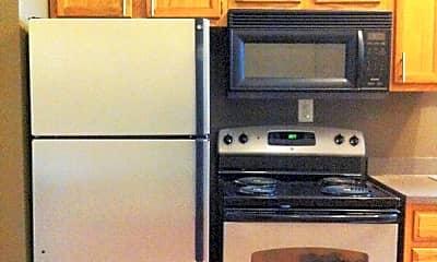 Kitchen, 1418 Walnut St, 1
