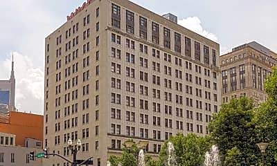 Building, The Stahlman Building, 0