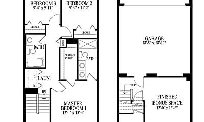 Living Room, 2329 Upland Rd, 2