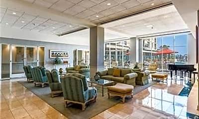 Living Room, 850 E Ocean Blvd 1401, 2