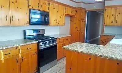 Kitchen, 523 S 87th E Ave S, 2