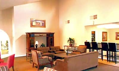 Living Room, 8250 E Arabian Trail 111, 2