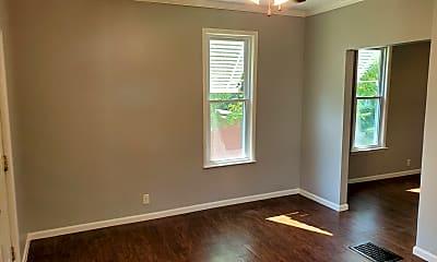 Bedroom, 630 E. 12th St., 2