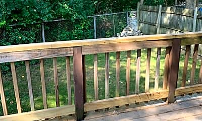 Patio / Deck, 393 S Guilford Ave, 2