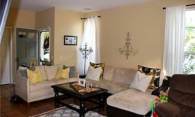 Living Room, 6 Via Jacinto, 1