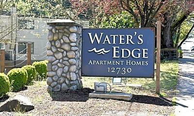 Community Signage, 12730 SE McLoughlin Blvd, 1