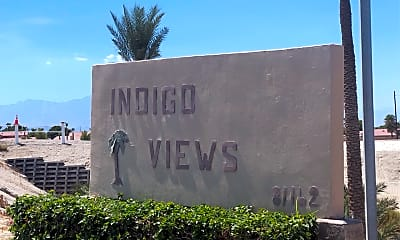 Indigo Views, 1