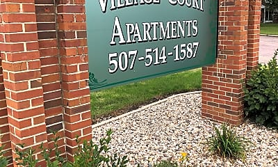 Village Court Apartments, 1