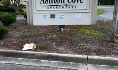 Ashton Cove Apartments, 1