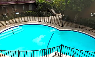 Pool, Cove Apartments, 0