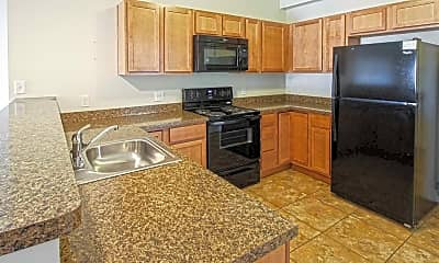 Kitchen, Auburn Ridge, 1
