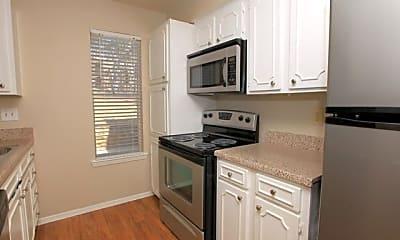 Kitchen, Point Loma Woods, 2