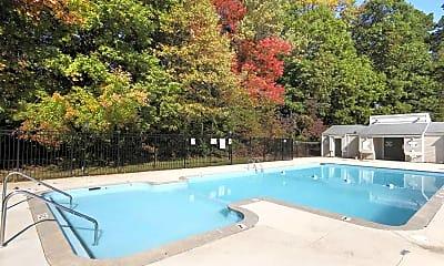 Pool, Ridgewood Apartments, 0