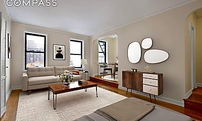 Living Room, 145 E 22nd St 2-D, 1