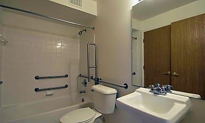 Bathroom, Mallard Glen, 2