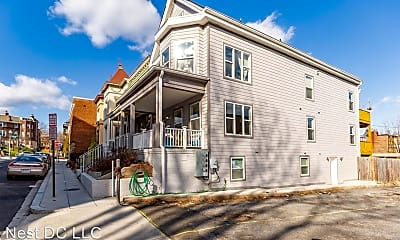 Building, 1513 Oak St NW, 2