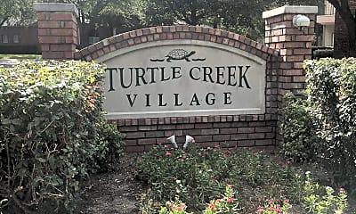 TURTLE CREEK VILLAGE Apartments, 1