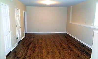 Living Room, 6965 Wind Run Way, 2