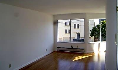 Living Room, 1370 Noe St, 1