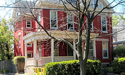 Building, 312 S Upper St, 1