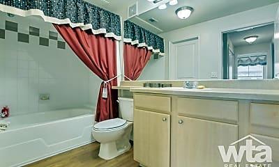 Bathroom, 401 Little Texas Ln, 2