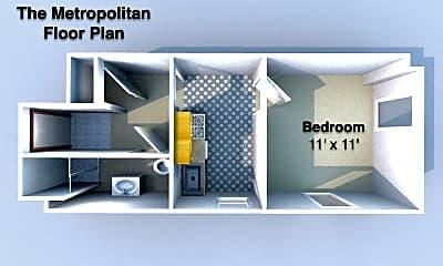 Bathroom, 1028 Tippecanoe St, 2