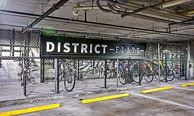 Community Signage, District Flats Apartments, 2