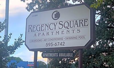 Regency Square Apartments, 1