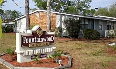 Fountainwood Manor Apartments, 0