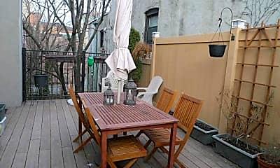 Patio / Deck, 75 St Marks Pl, 0