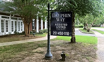 Daughin Way Assisted Living Facility, 1