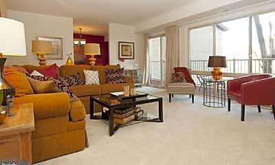 Living Room, 6112 Bellinham Ct 1322, 1