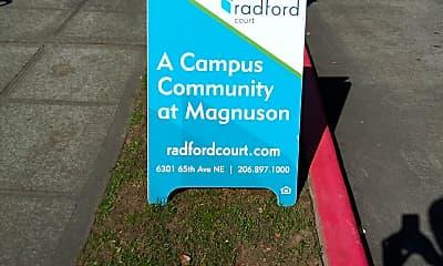 Radford Court Apartments, 1