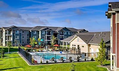Pool, Copper Stone Apartments, 2