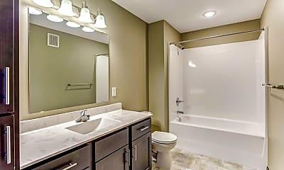 Bathroom, Panther Heights, 2