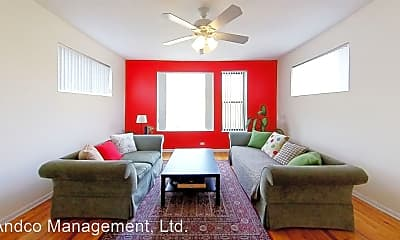 Living Room, 1433 W Balmoral Ave, 0
