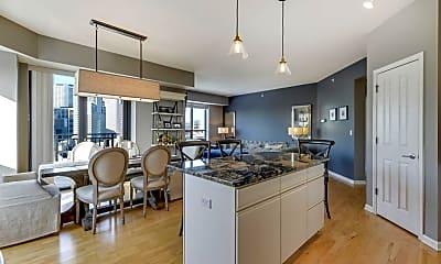 Kitchen, 500 E Grant St 1102, 1