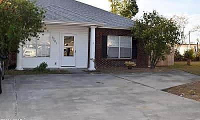 Building, 5201 Joshua Ln, 1