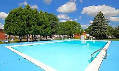 Pool, Hamilton Place, 1