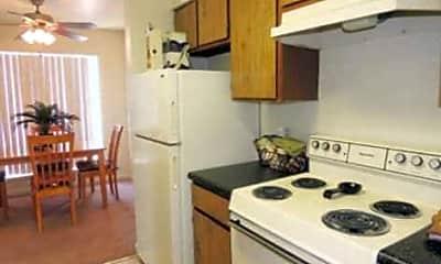 Kitchen, Tree Tops, 1