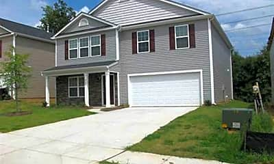 Building, 9428 Eagle Feathers Drive, 0