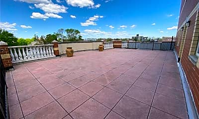 Patio / Deck, 107-16 37th Ave, 2