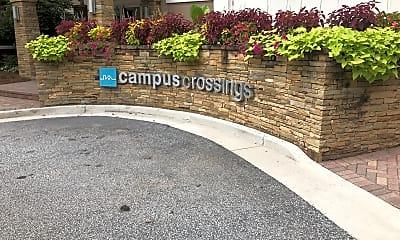 Campus Crossings, 1