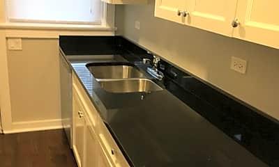 Kitchen, 4706 N Racine Ave 3-E, 1