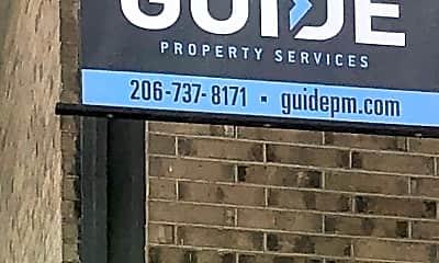 Community Signage, 9447 166th Ave NE, 2