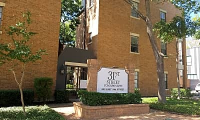 31st Street Condominiums, 1