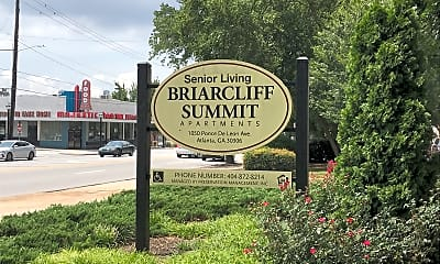 Briarcliff Summit, 1