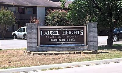 Laurel Heights, 1