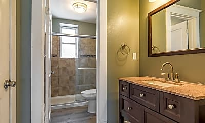 Bathroom, 4501 Wichita Ave, 1